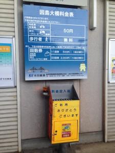fare box