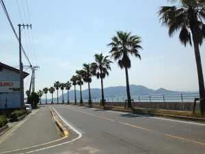 Nice ocean view in Ikuchi-jima2