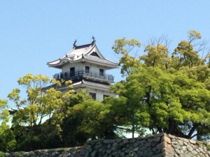 Imabari castle 2
