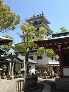 Fukiage jinja (shrine) 9
