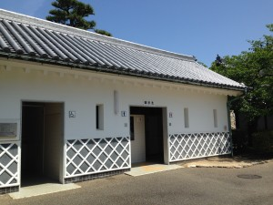 Imabari castle - -