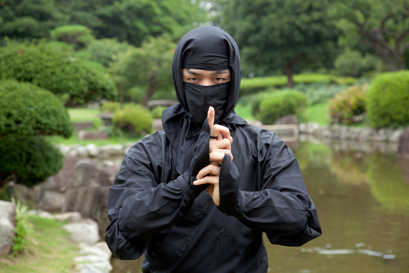 Secret of Ninja