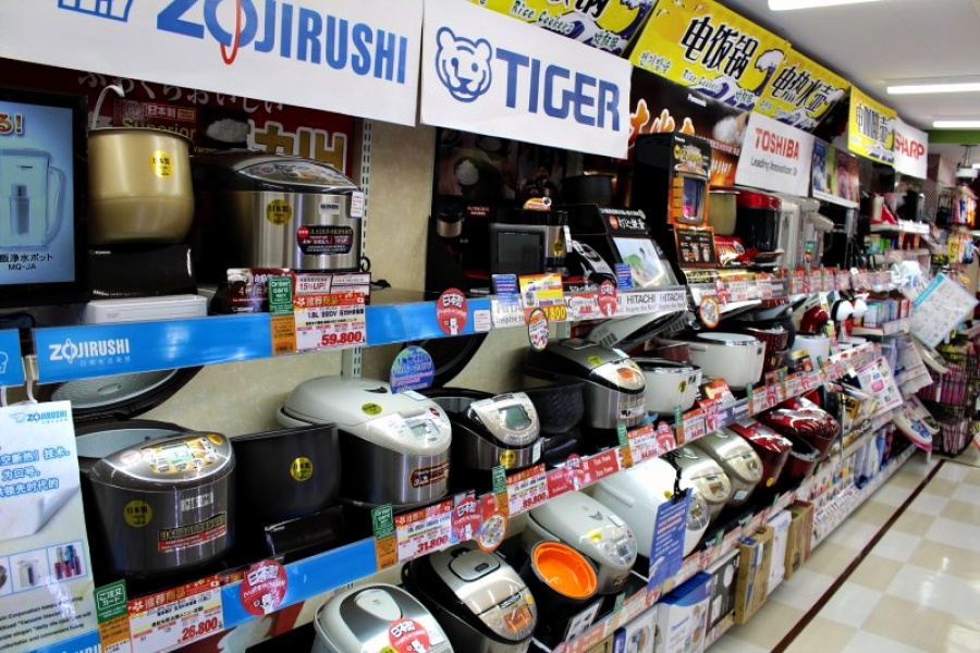 most popular Japanese souvenirs Japanese rice cookers