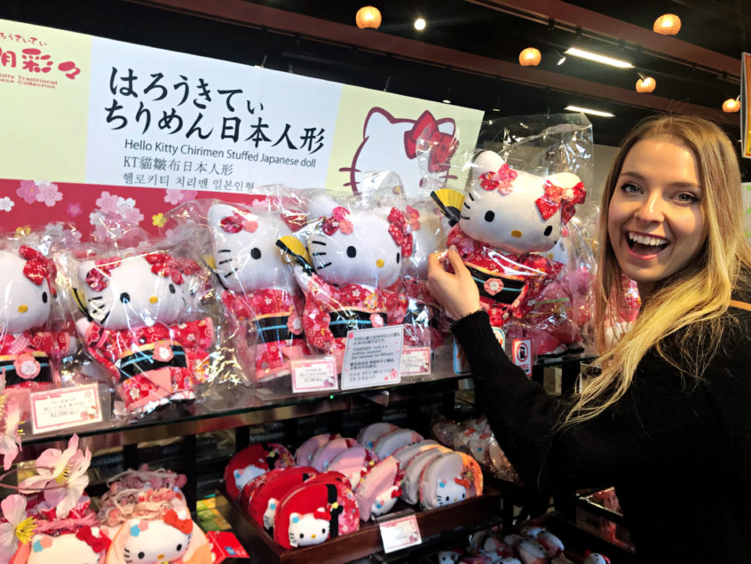 most popular Japanese souvenirs