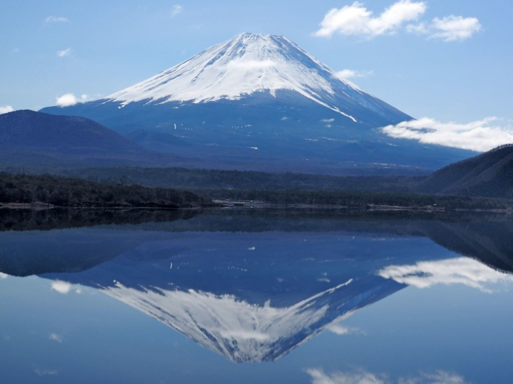 like Motosuko diamond fuji view