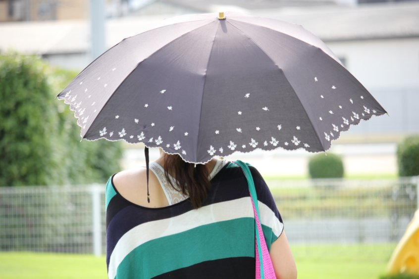 higasa parasol japan