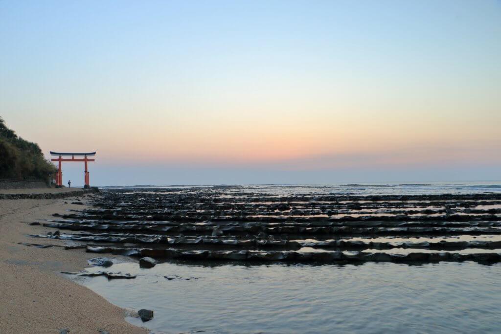 miyazaki aoshima island