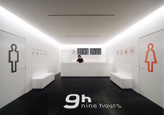 nine hours lobby
