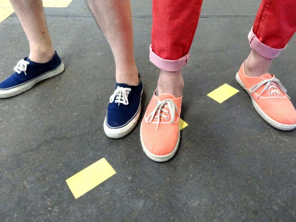 summer walking shoes