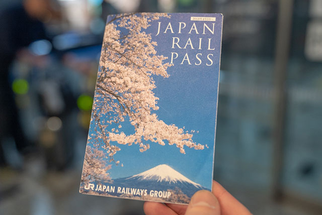 how to use the JR Pass guide Japan