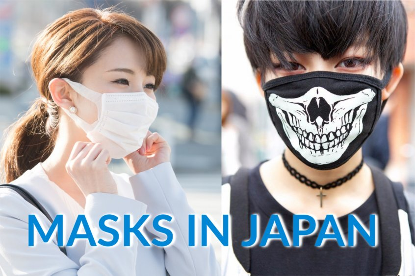 Masks in Japan