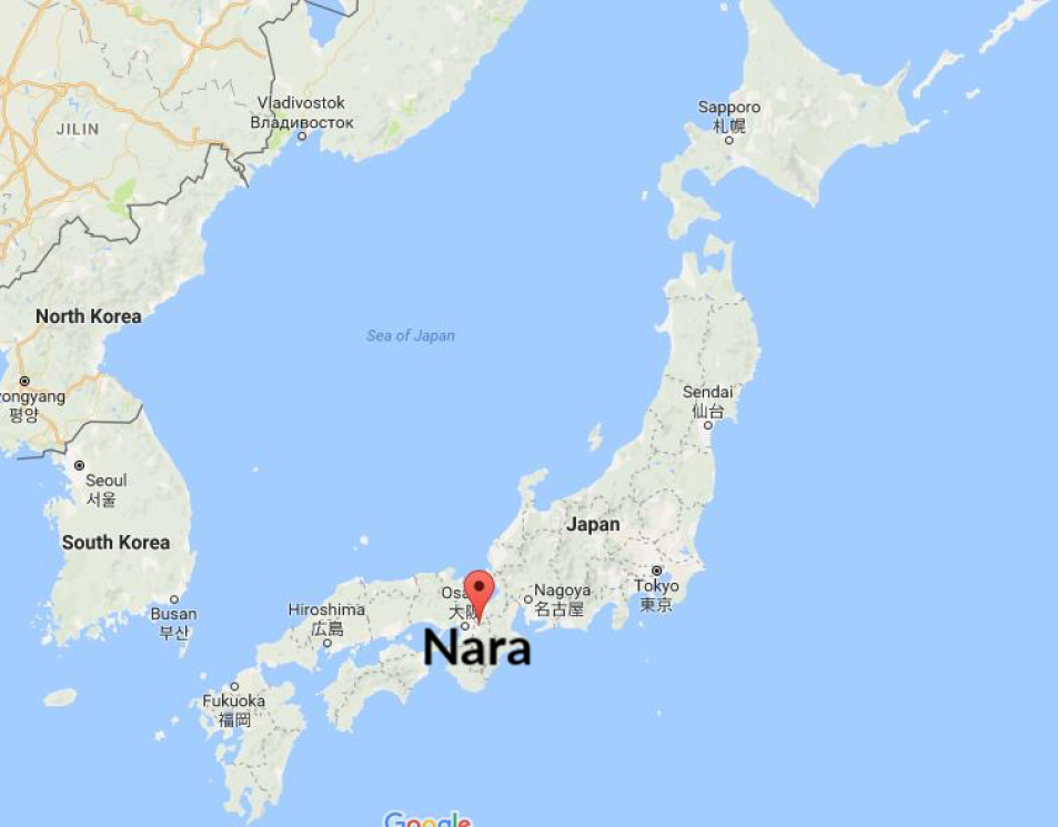 City Spotlight: Nara, Japan