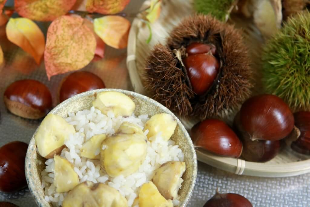 chestnuts kuri