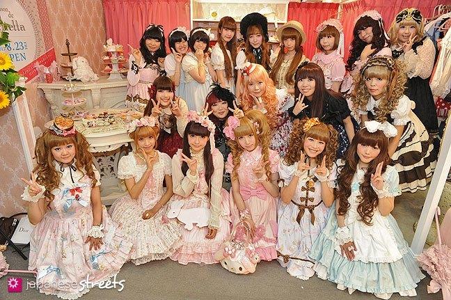 harajuku lolita shop