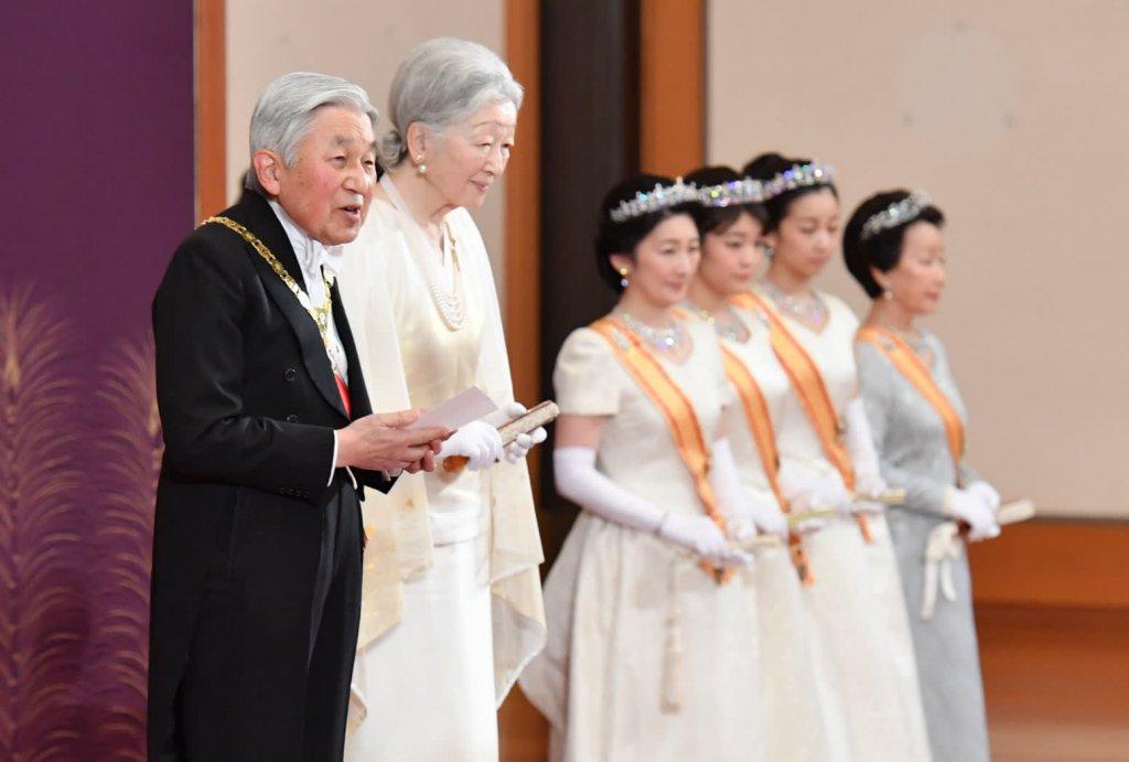 japan emperor female bloodline