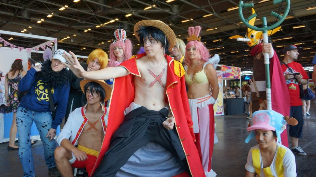 japan expo paris france cosplay