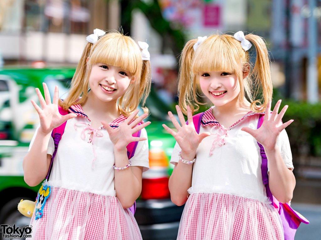 kawaii street tokyo fashion